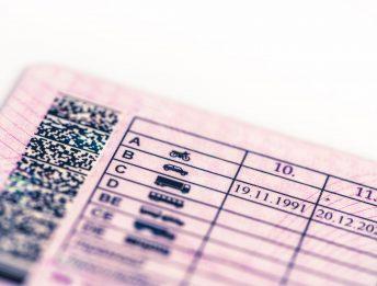 Codice armonizzato 96 della patente B