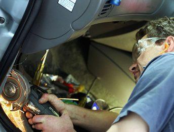 Collaudo installazione impianto a gas per auto