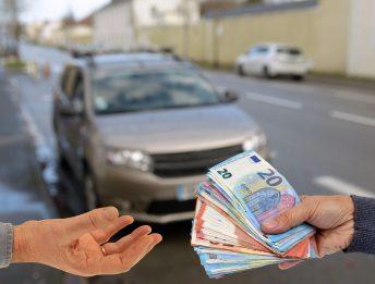 Acquisto auto usata online truffe