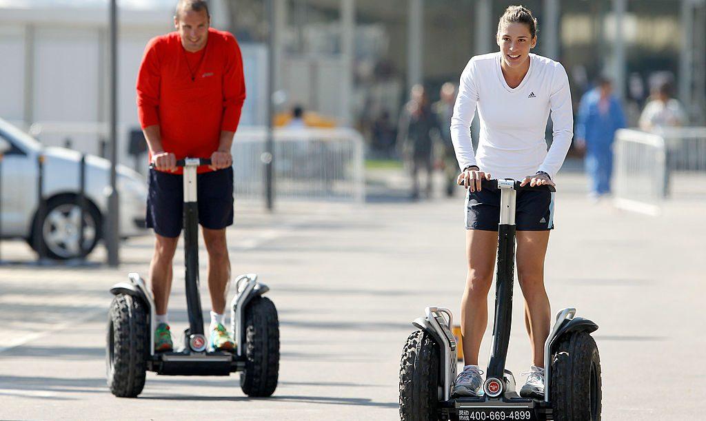 Circolazione hoverboard e segway in città
