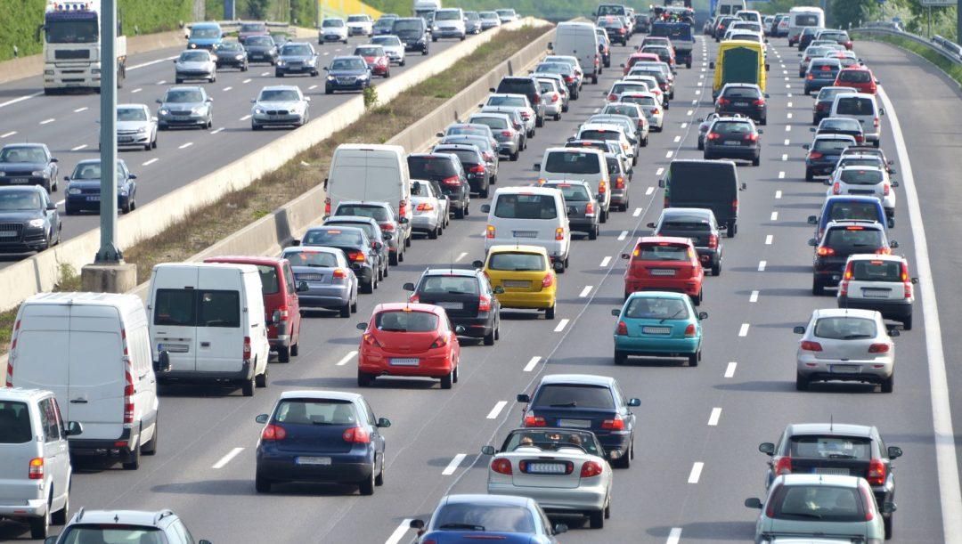 Traffico 20, 21 e 22 agosto 2021