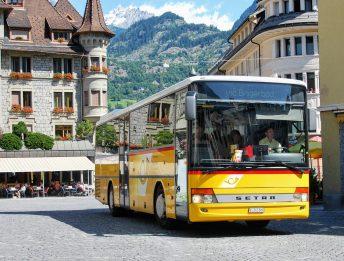 Viaggiare in autobus è sicuro