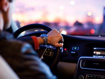 Paura di guidare la macchina