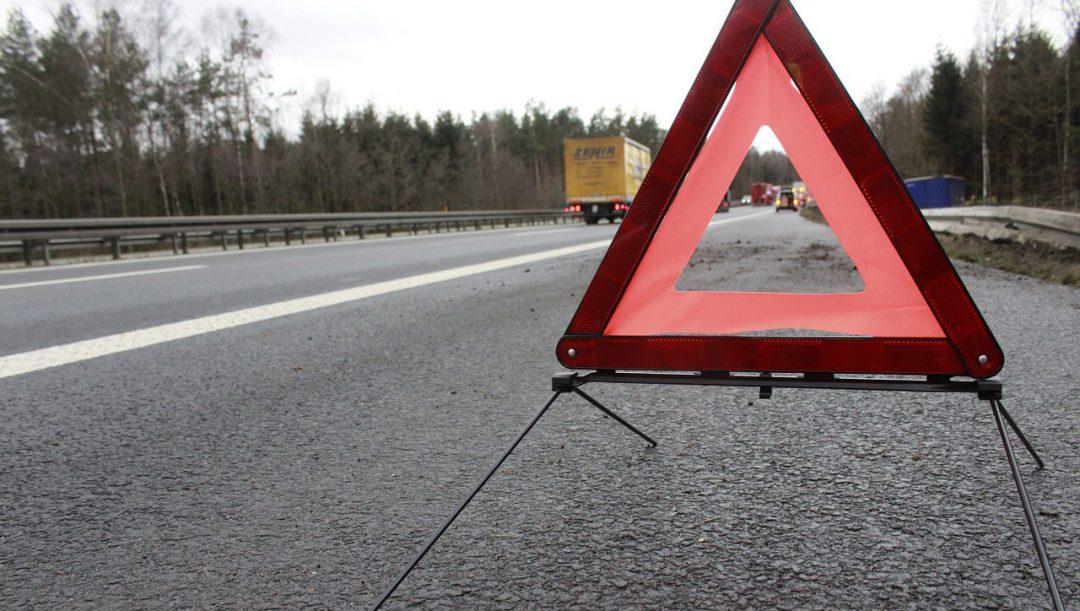Segnale mobile di pericolo
