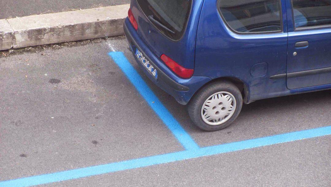Strisce blu Catania