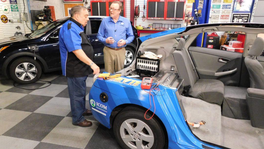 Diagnosi auto elettriche