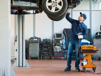 Codici Ateco officine e manutenzione auto