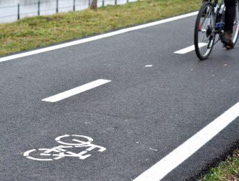 Casa avanzata e bike-lane