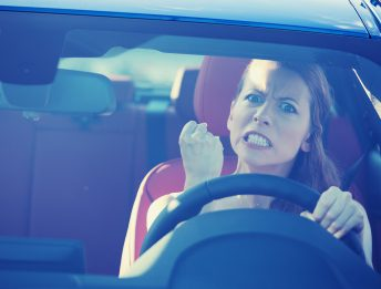 Insulti alla guida