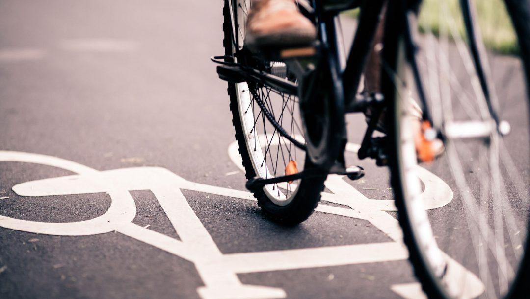 Bici contromano