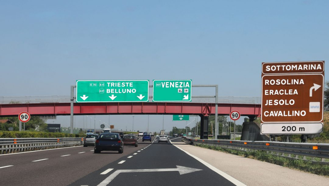 Bankitalia autostrade sicurezza
