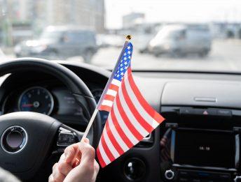 Si può guidare in Italia con la patente americana
