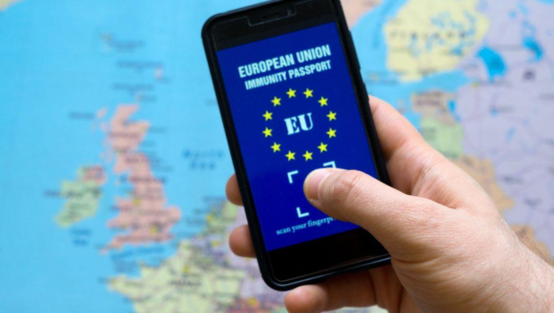 Passaporto vaccinale europeo