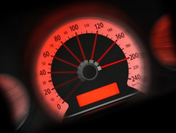 Multa per eccesso di velocità