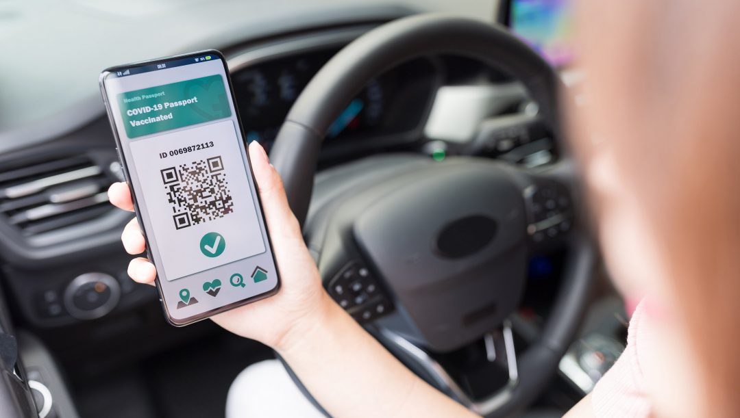 Green Pass sui taxi